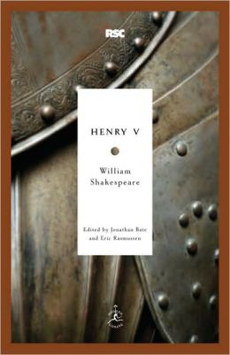 Henry V (Modern Library Royal Shakespeare Company Series)