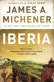 Book Cover Image. Title: Iberia, Author: James A. Michener
