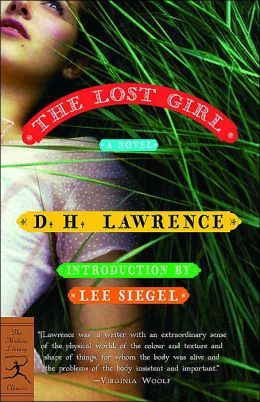 The Lost Girl (Modern Library Series)