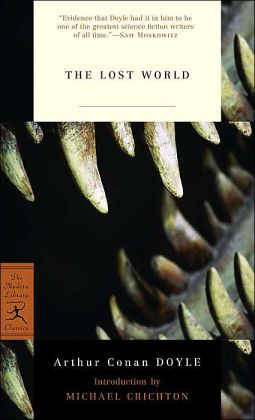 The Lost World (The Modern Library Classics)