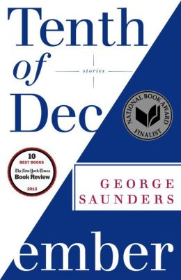 Cover Art: Tenth of December by George Saunders