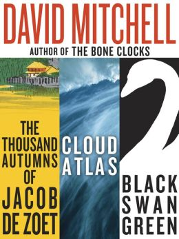 David Mitchell: Three bestselling novels, Cloud Atlas ...