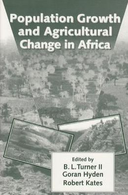 Population Growth and Agricultural Change in Africa