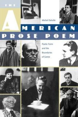 The American Prose Poem