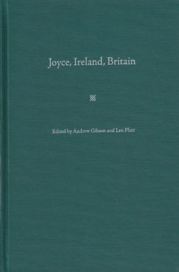 Joyce, Ireland, Britain