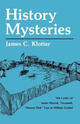History Mysteries