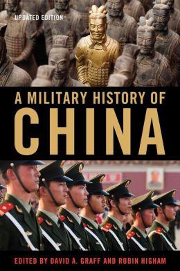 A Military History of China