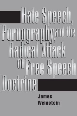 Hate Speech, Pornography, And The Radical Attack On Free Speech Doctrine