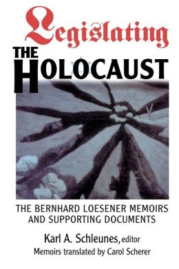 Legislating The Holocaust