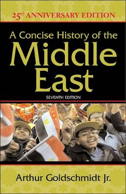Concise Hist Middle East 7e