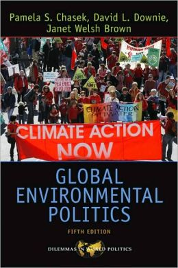 Global Environmental Politics: Fifth Edition