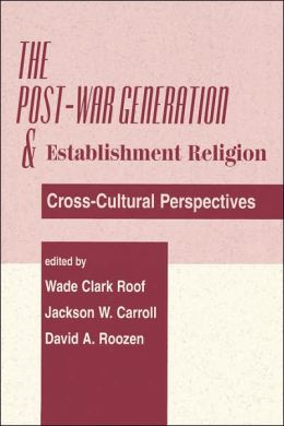 Post-War Generation and the Establishment of Religion