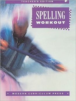 Spelling Workout, Grade 6