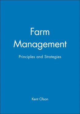 Farm Management: Principles and Strategies