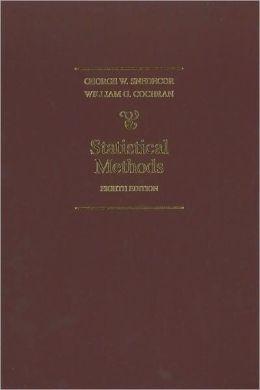 Statistical Methods