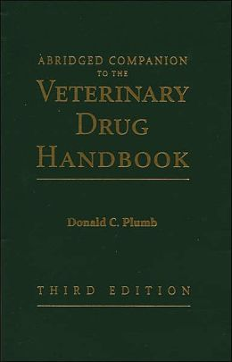 Veterinary Drug Handbook (Pocket Edition 5 x 8