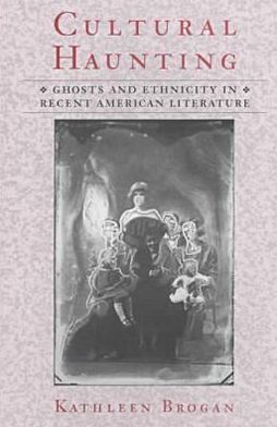 Cultural Haunting: Ghosts and Ethnicity in Recent American Literature