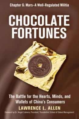 Chocolate Fortunes, Chapter 6: Mars, A Well-Regulated Militia