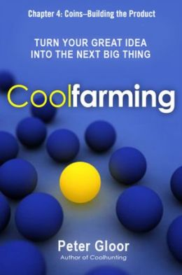 Coolfarming, Chapter 4: Coins, Building the Product