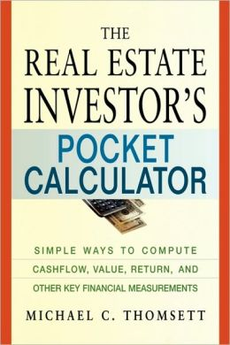 The Real Estate Investor's Pocket Calculator