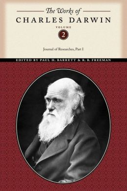 The Works Of Charles Darwin, Volume 2