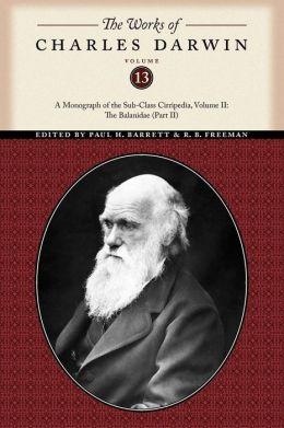 The Works Of Charles Darwin, Volume 13