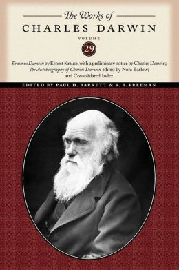 The Works Of Charles Darwin, Volume 29