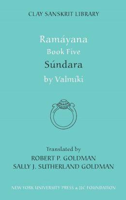 Ramayana Book Five: Sundara