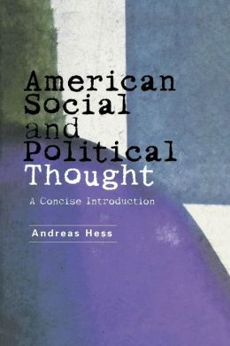 American Social and Political Thought: A Reader