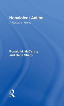 Nonviolent Action: A Research Guide