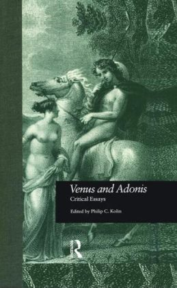 Venus and Adonis Critical Essays