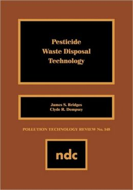 Pesticide Waste Disposal Technology