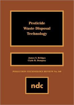 Pesticide Waste Disposal Technology