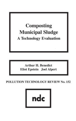 Composting Municipal Sludge: A Technology Evaluation