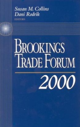 Brookings Trade Forum 2000