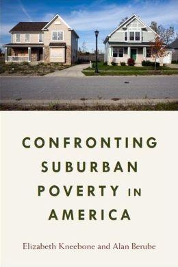 Confronting Suburban Poverty in America