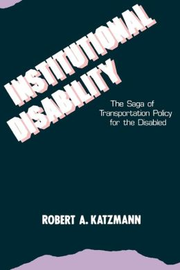 Institutional Disability