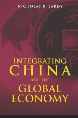 Integrating China Into The Global Economy