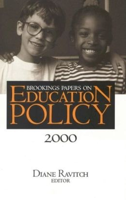 Brookings Papers on Education Policy 2000
