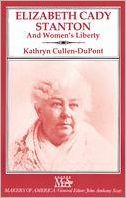 Elizabeth Cady Stanton and Women's Liberty