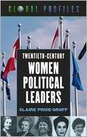 Twentieth-Century Women Political Leaders
