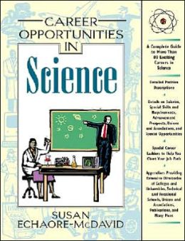Career Opportunities in Science