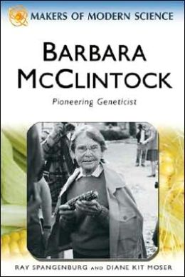 Barbara Mcclintock: Pioneering Geneticist