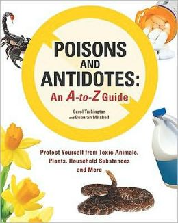 The A to Z of Poisons and Antidotes