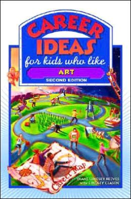Career Ideas for Kids Who like Art