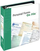 Personal Forms on File, 2006 Edition