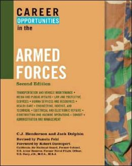 Career Opportunities in the Armed Forces