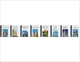 The Facts on File European Nations Set, 8-Volumes
