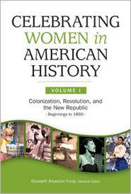 Celebrating Women in American History 5-Volume Set