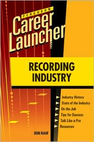 Career Launcher: Recording Industry